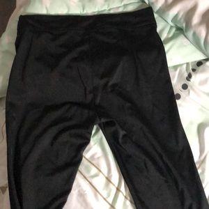 Justice Bottoms - Black leggings